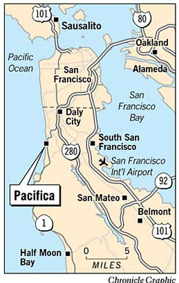Pacifica. Chronicle Graphic