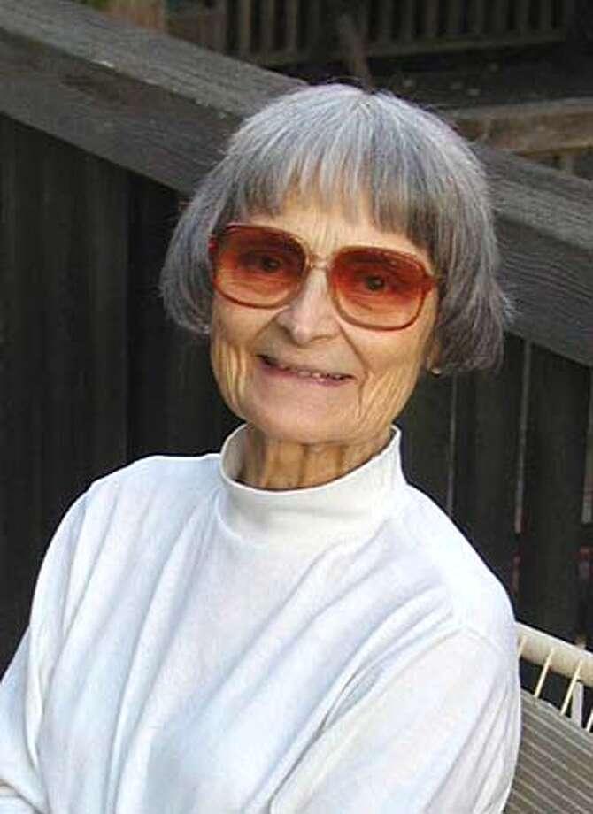 Obituary photo of Mary Ann Melchert. Photo: SFC