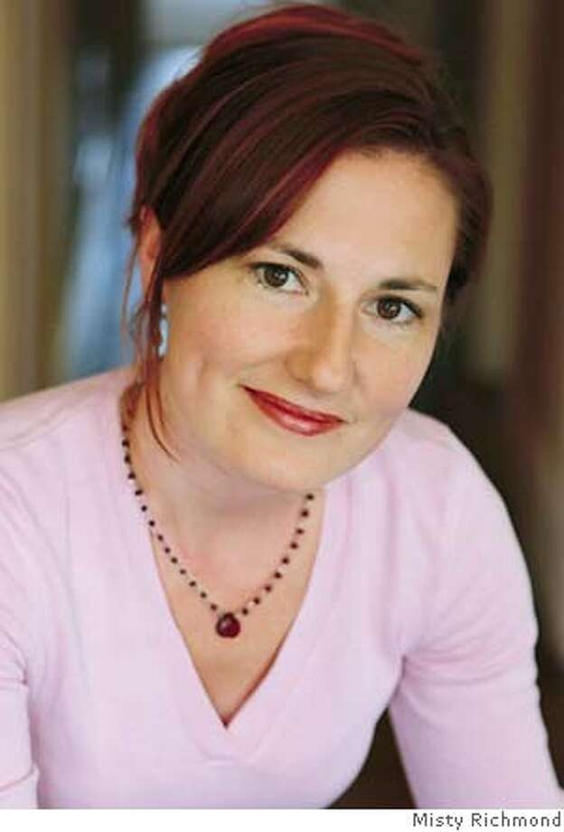 """Michelle Richmond, author of """"The Year of Fog"""" Photo: Credit Tk"""