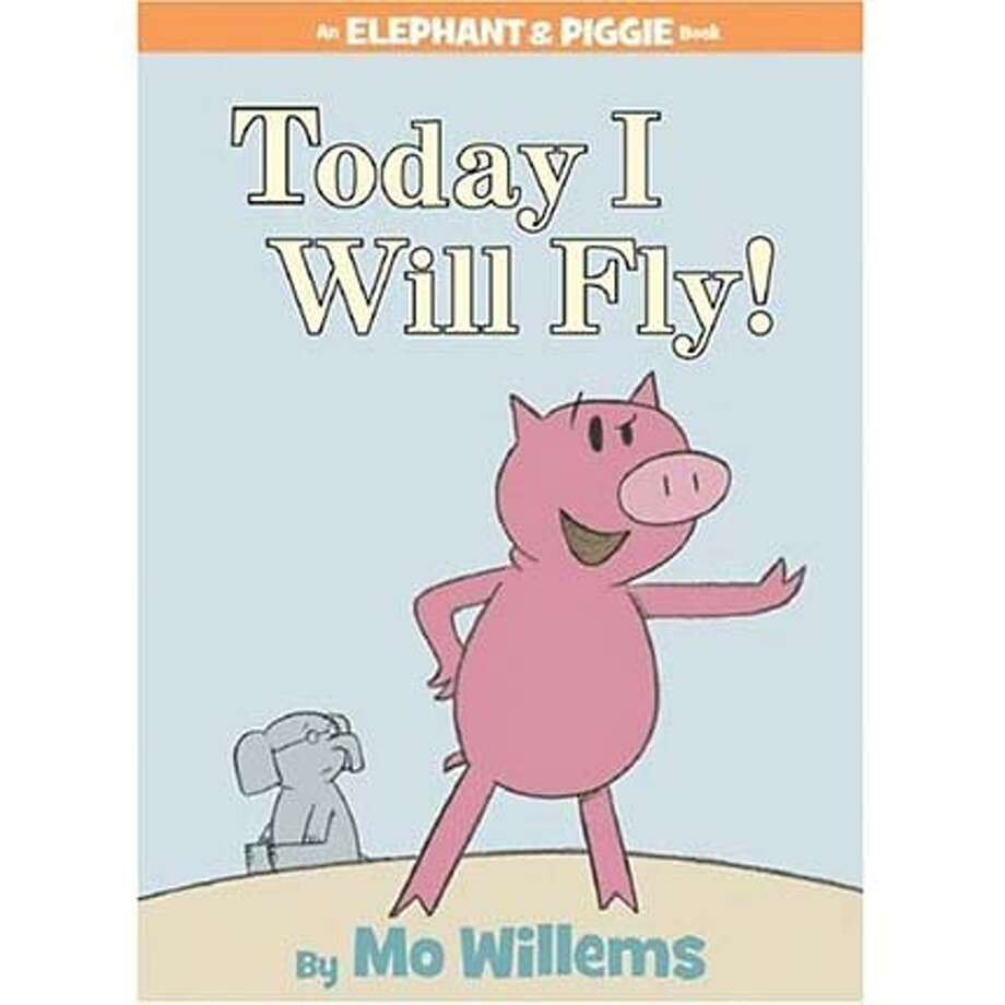 """Today I Will Fly"" by Mo Willems (Hyperion; 57 pages; $8.99; ages 4-8)"