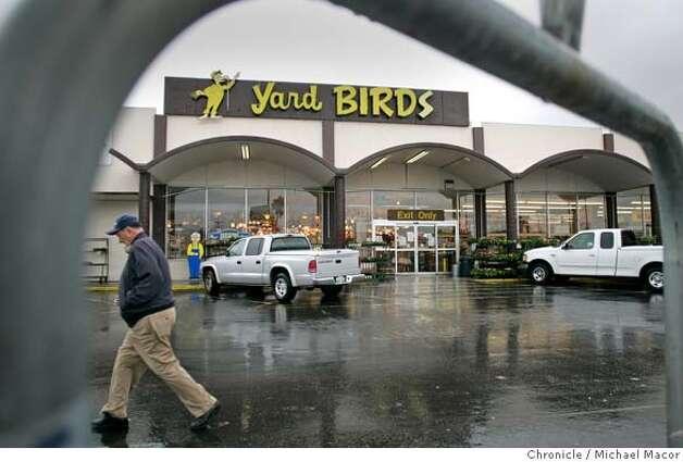 Yardbirds home center for Home depot sister companies