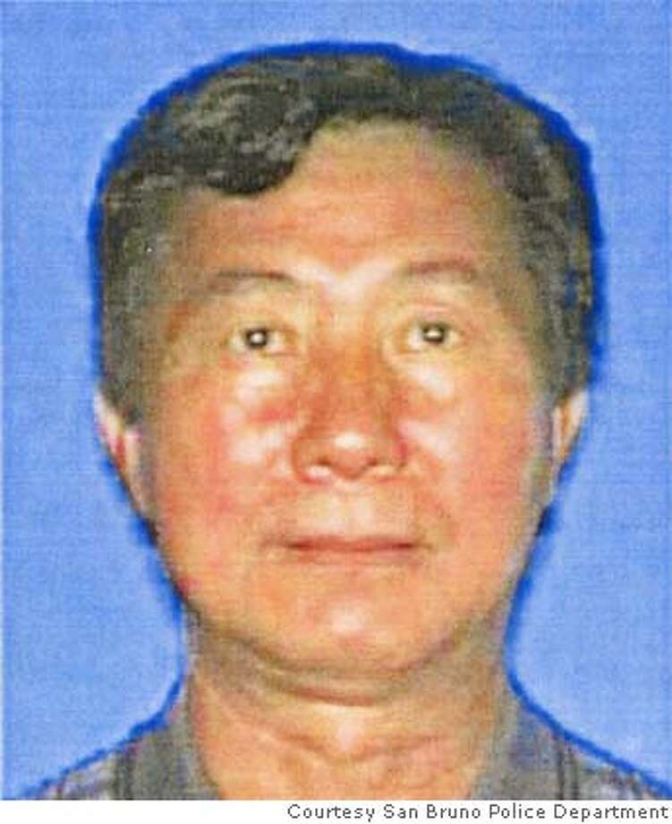 sanbruno25_ph1.jpg Myoung Noah was last seen leaving his residence in San Bruno on May 1st at around 7:00 pm to pick up a passenger at an unknown location. Noah should have returned by 10:00 pm that night, but never did. Noah owns his own Limo company and was last seen driving the above vehicle, a 2007 Black Lincoln Town Car. The vehicle is new and does not have any license plates on it. The TCP number, located on the back bumper, is 18525. If you have any information regarding the whereabouts of Noah, please contact the San Bruno Police Department at (650) 616-7100 Photo Courtesy San Bruno Police Department Photo: Photo Courtesy