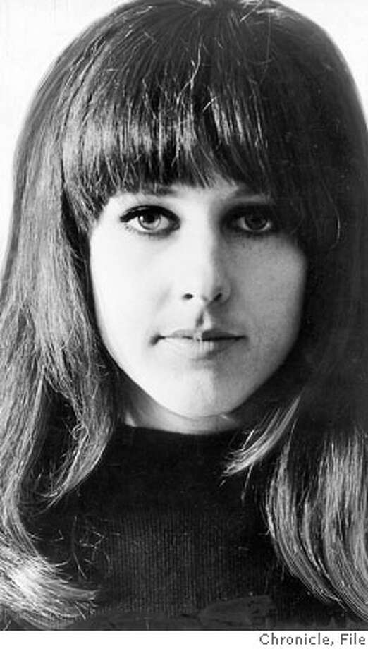 Date Unknown - Grace Slick Handout/ Chronicle File Photo Photo: Handout