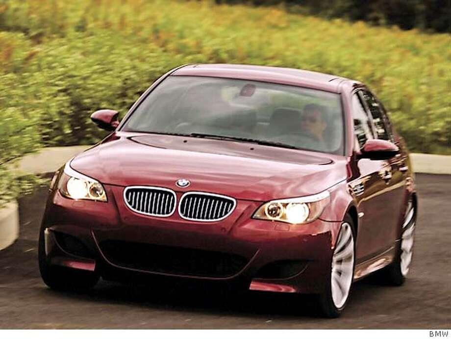 2006 BMW M5 Photo: BMW