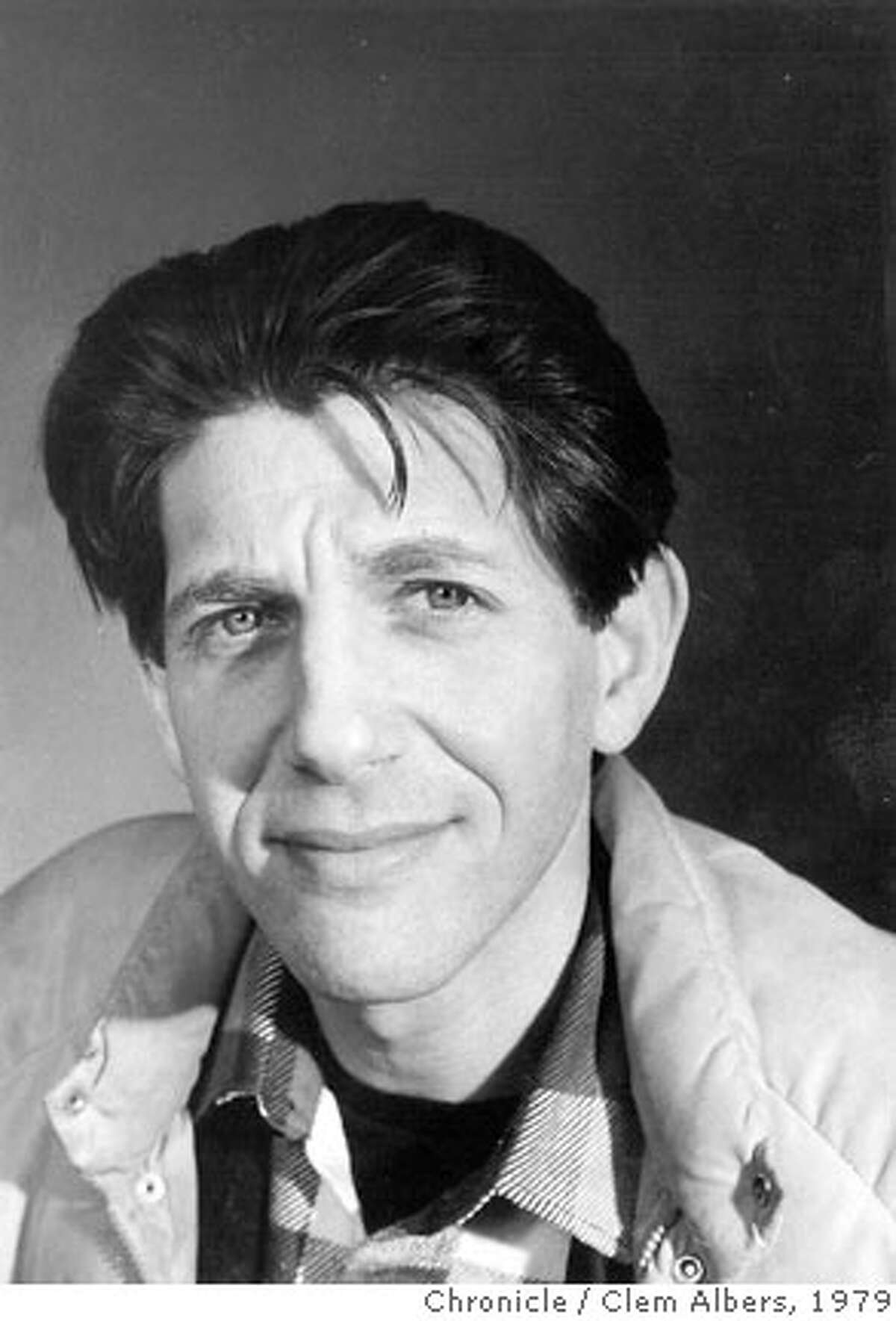 February 1, 1979 - Actor Peter Coyote Clem Albers/ Chronicle File Photo 1978