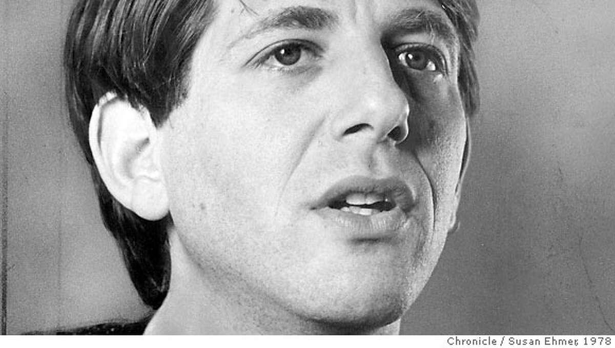 xSUMMER20_PH26.jpg Chronicle / Susan Ehmer, 1978 - Actor Peter Coyote Susan Ehmer/ Chronicle File Photo 1978