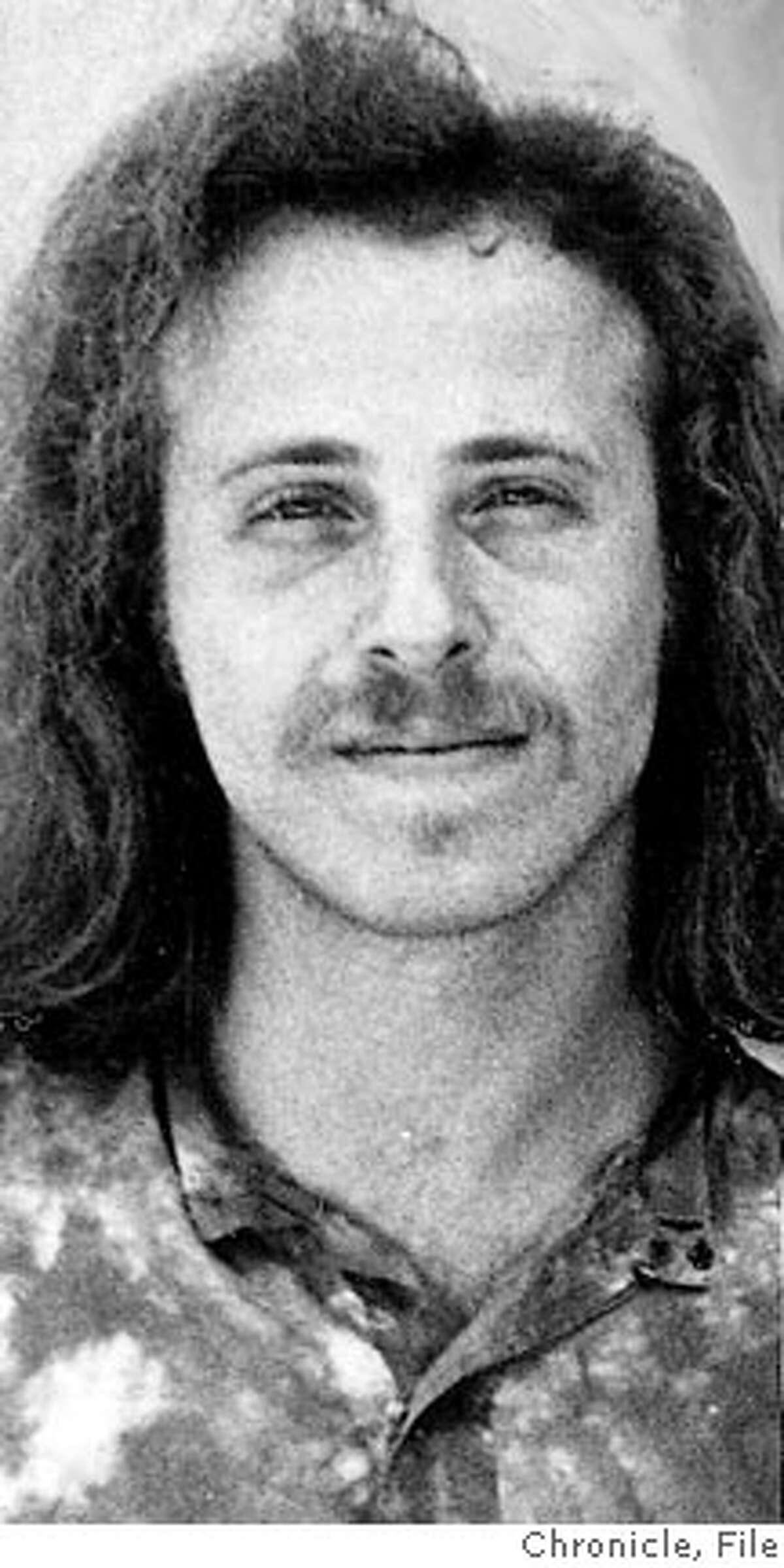 Date Unknown - David Getz, drummer for Big Brother & The Holding Co. Handout/ Chronicle File Photo