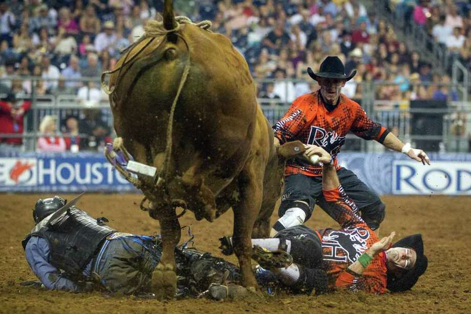 Rodeo Competition Houston Chronicle