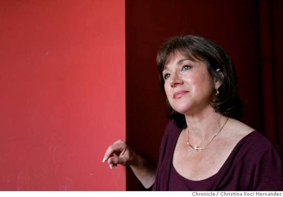 Betsy Rosenberg is a longtime Bay Area radio journalist who has invested much of the last few years � and more than $100,000 from her retirement fund � to keep her nationally-broadcast environmental program on the air. But she may lose her pioneering show this month. (Christina Koci Hernandez/The Chronicle) CHRONICLE Photos by Christina Koci Hernandez Photo: Christina Koci Hernandez/CHRONIC