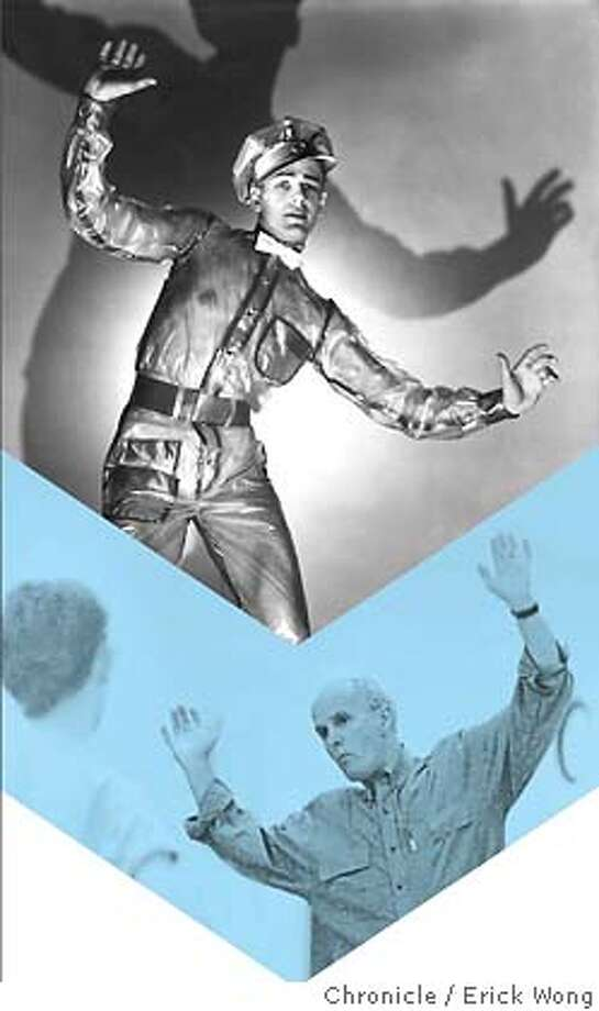 10 world premieres, Jerome Robbins tribute will mark troupe�s milestone year. (George Platt Lynes (Christensen photo); Chris Stewart / The Chronicle (Tomasson photo); photo illustration by Erick Wong / The Chronicle)