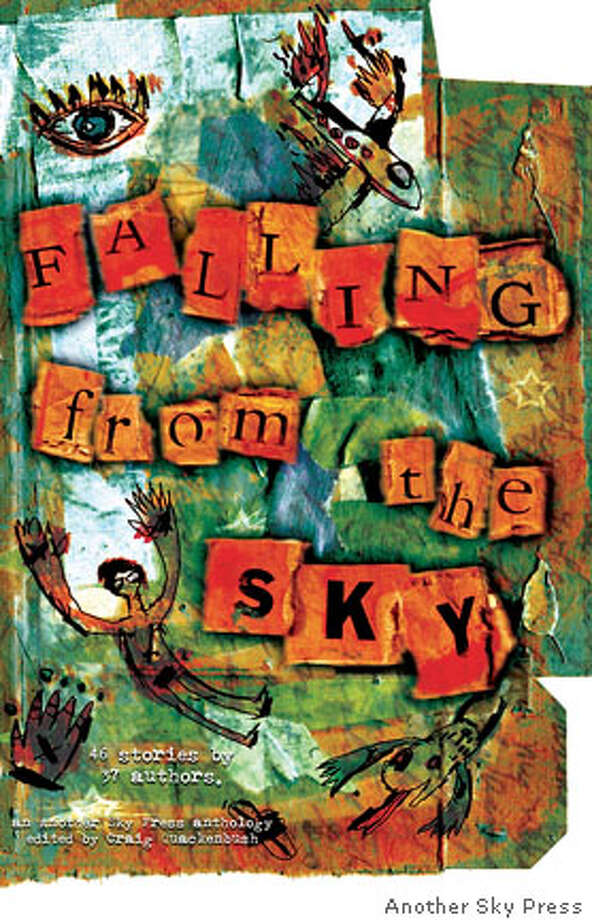 Cover of anthology of writings from Another Sky collective Photo: Another Sky