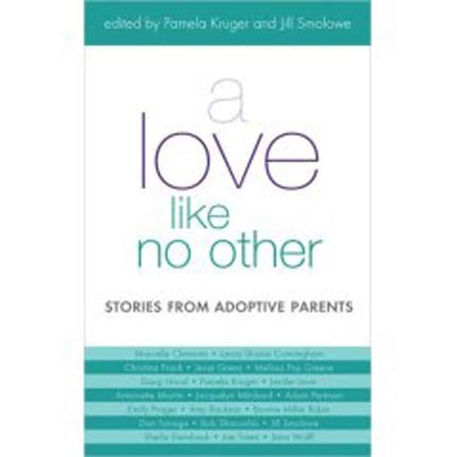 Essays Reach For Hard Happy Truths On Adoption Experience  Sfgate Book Cover Art For A Love Like No Other