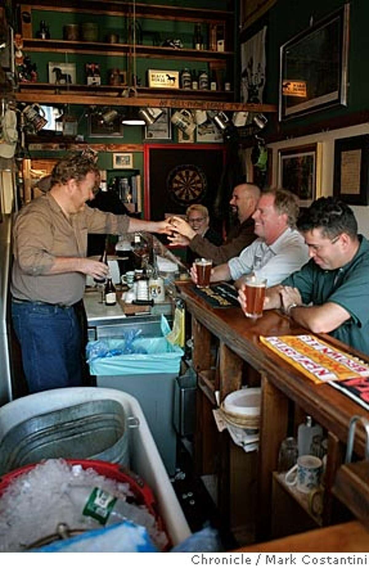 GET COZY: tiny San Francisco restaurants, bars, and cafes to loveThe Black Horse London Pub: Known as SF's smallest pub at about 150 sq. ft.1514 Union St.