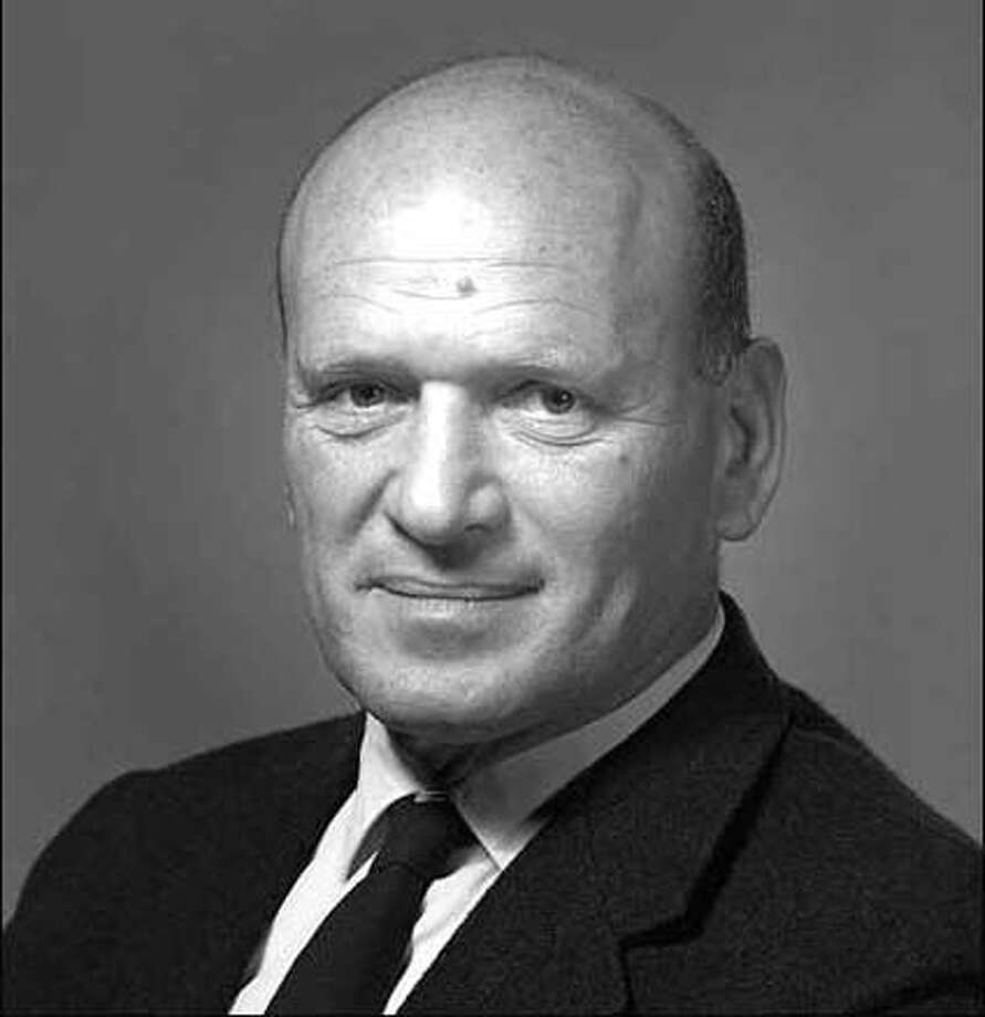 Photo of JOSEPH TUSSMAN Professor of Philosophy UNIVERSITY OF CALIFORNIA, Berkeley. Photo: SFC