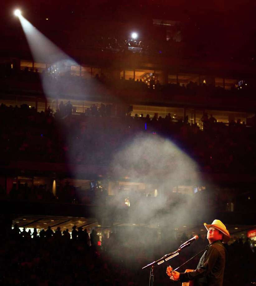 Feb. 27 -- Alan Jackson Photo: Smiley N. Pool / © 2012  Houston Chronicle