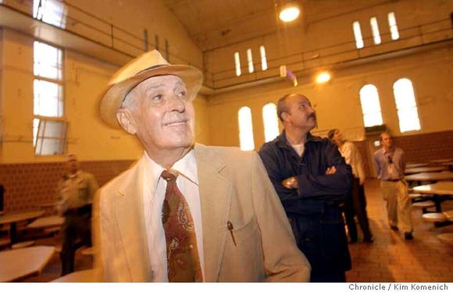San Quentin Prison was his art school / Long-sought painter ...