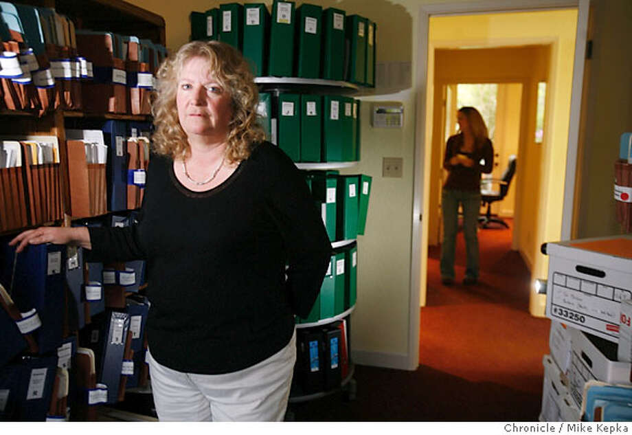 loans0800053_mk.JPG Soquel, CA Lawyer, Pamela Simmons has found a legal loophole that allows her clients to keep their homes and refinance mortgages they can no longer afford.4/6/07.  MIKE KEPKA / The Chronicle Pamela Simmons (cq) the source  Ran on: 04-22-2007  Lawyer Pamela Simmons files lawsuits on behalf of homeowners whose loan documents failed to spell out the right of refusal, offering a way out.  Ran on: 04-21-2007 Photo: MIKE KEPKA