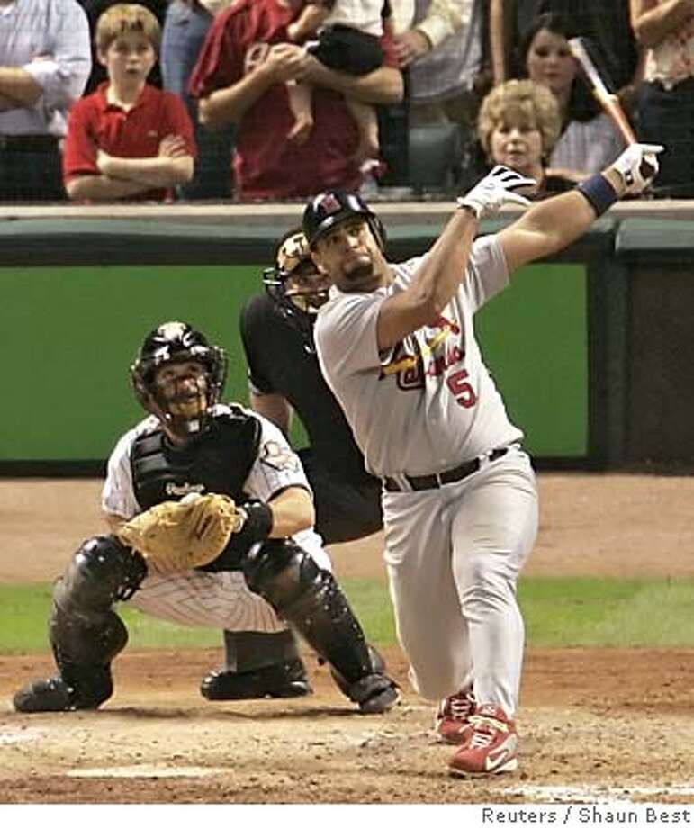 Power Move In Houston Pujols 3 Run HR With 2 Outs In 9th Keeps