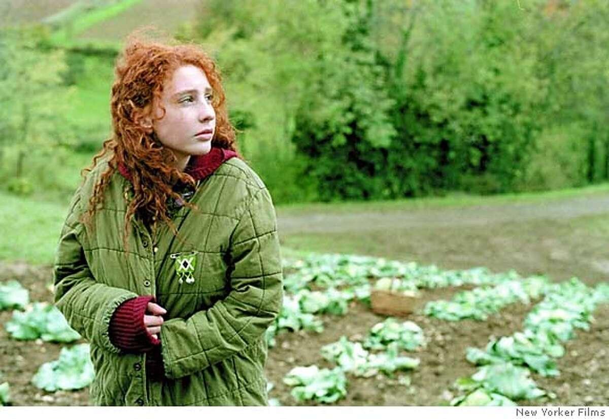 ".JPG Lola Neymark in the movie ""Sequins"" Credit: New Yorker Films"