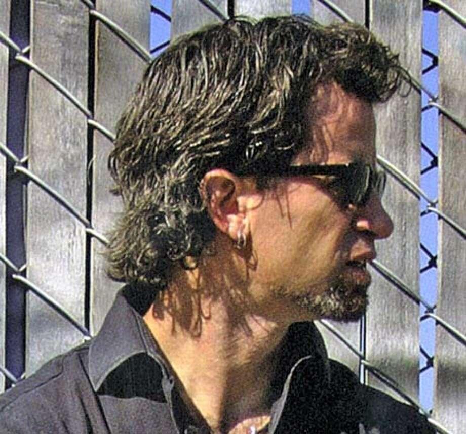 Author Craig Clevenger.  Photo credit: Ray Bussolari
