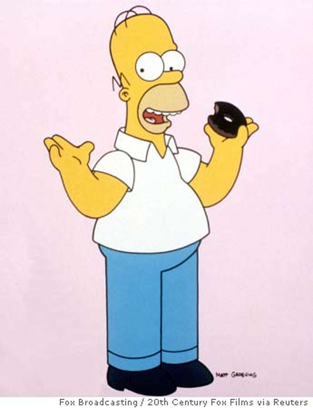 The next edition of The Oxford English Dictionary will include a phrase made famous by Fox Television's Homer Simpson of the animated series