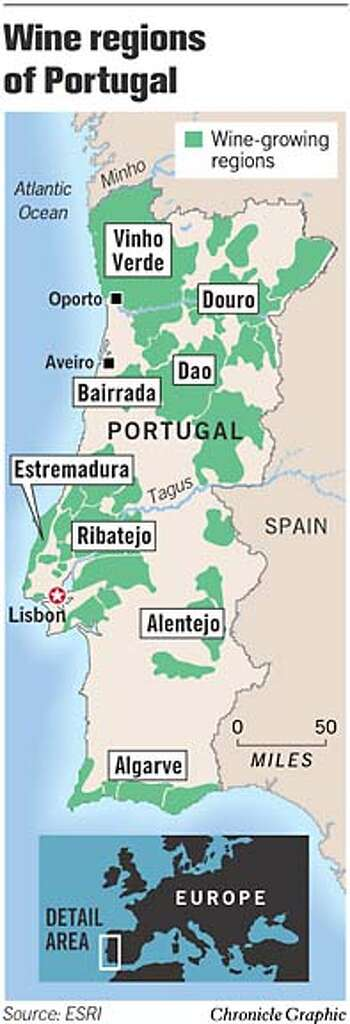 Portugals Day In The Sun The Country Has Always Been Full Of - Portugal estremadura map