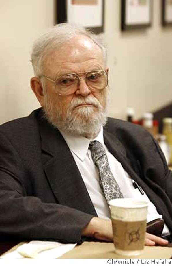 AYRES_022_LH_.JPG Dr. William Ayres, the psychiatrist from San Mateo County, has coffee before his 1:30pm courtcase. Liz Hafalia/The Chronicle/REDWOOD CITY/4/12/07  ** William Ayres cq  Ran on: 04-13-2007  Dr. William Ayres  Ran on: 04-13-2007 Ran on: 04-13-2007 Ran on: 04-13-2007 �2007, San Francisco Chronicle/ Liz Hafalia  MANDATORY CREDIT FOR PHOTOG AND SAN FRANCISCO CHRONICLE. NO SALES- MAGS OUT. Photo: Liz Hafalia