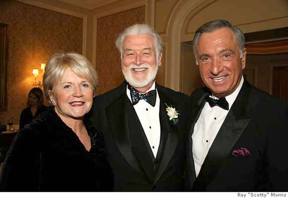 "The new Espicopal Archbishop of California, The Rt. Rev. Marc Handley Andrus and his wife, Mrs. Andrus, were officially welcomed at the Grace Cathedral Supper Dance. from left: 2Dean Alan Jones (center) with former Mayor Art Agnos and his wife, Sherry. Ran on: 10-29-2006 Ran on: 11-17-2006  Art Agnos, former mayor of San Francisco, says he has no ulterior political motive. ALSO Ran on: 03-21-2007  Superior Court Judge Kevin McCarthy has said the Housing Authority must pay its bills, its troubled finances notwithstanding.  Ran on: 03-21-2007 Ran on: 03-21-2007  Superior Court Judge Kevin McCarthy has said the Housing Authority must pay its bills, its troubled finances notwithstanding.  Ran on: 03-21-2007 Photo: Ray ""Scotty"" Morris"