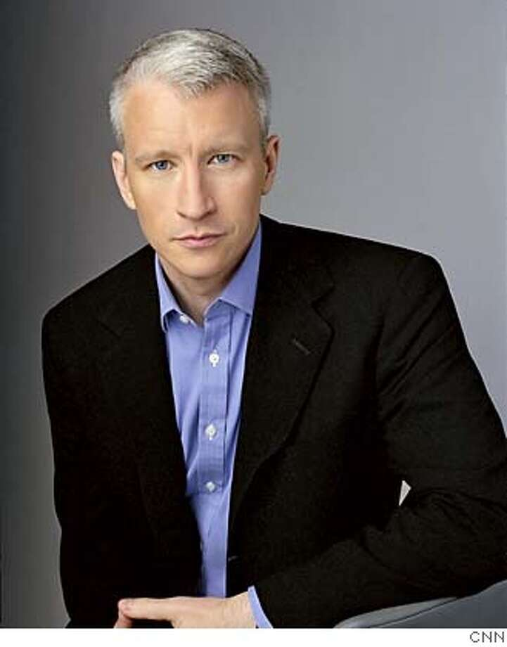 for ; Anderson Cooper, CNN Anchor Courtesy of CNN / handout Photo: Courtesy Of CNN