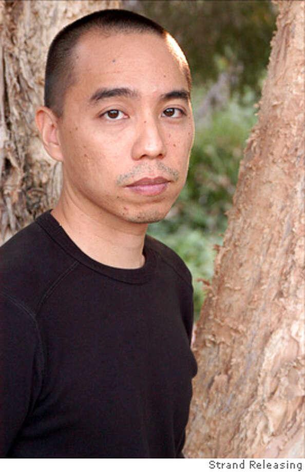 Apichatpong Weerasethakul, director of Tropical Malady from Strand Releasing. Ran on: 07-09-2005  Tong (Sakda Kaewbuadee, left) pursues Keng (Banlop Lomnoi), a country boy, in &quo;Tropical Malady.&quo; Ran on: 07-09-2005 Photo: Strand Releasing