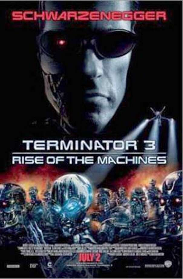 for dvds30; terminator 3 , / HO