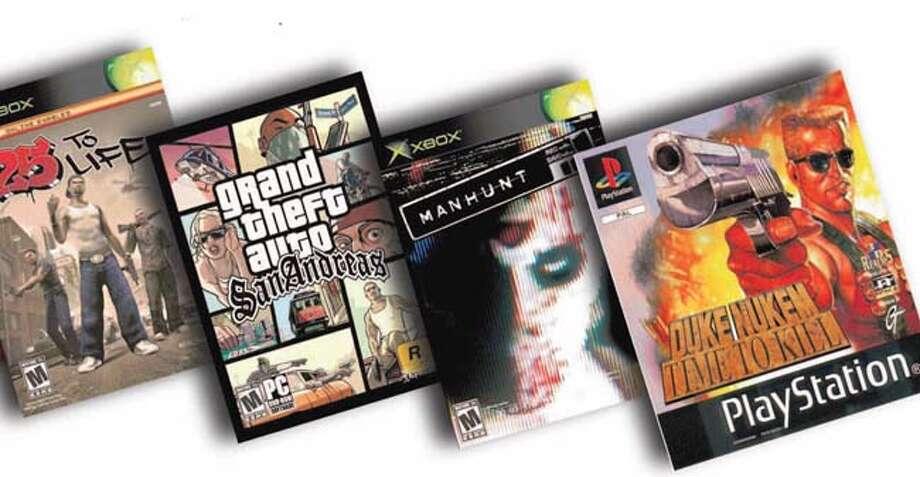 (A1) Video Games