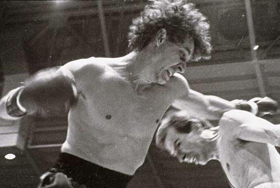 GALS08 Tony Labat, Fight (1981), performance/video/installation. Image courtesy of the artist. Photo: TONY_LABAT