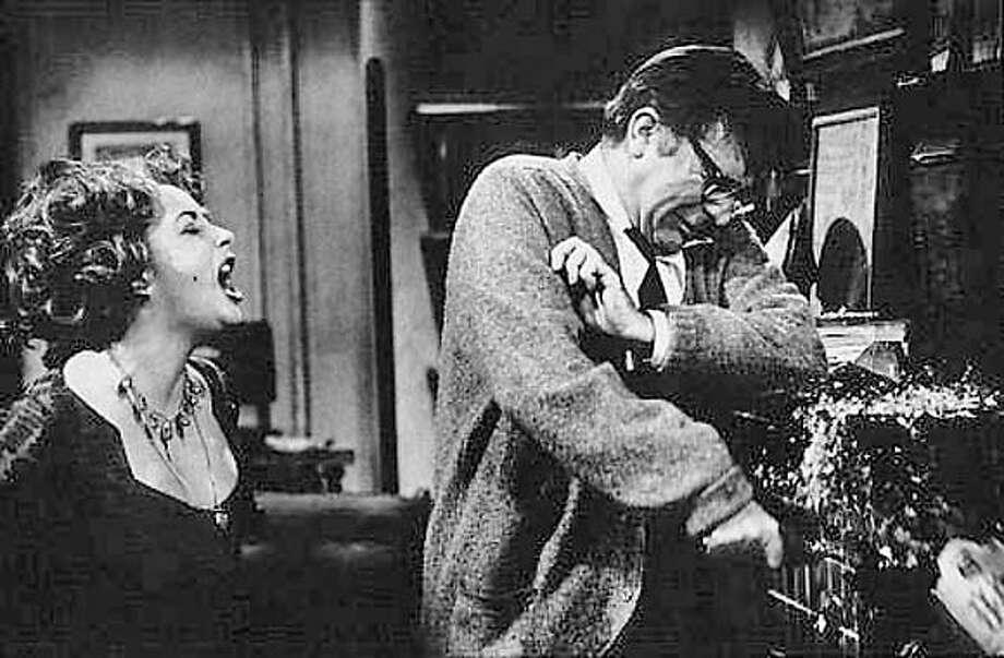 "� Elizabeth Taylor and Richard Burton in ""Who's Afraid of Virginia Woolf"" 1966"