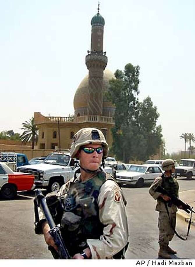 07/07/03 | Color | 3star | 2 col | a1 | A-Section | cag 7099 | IRAQ Photo: HADI MEZBAN