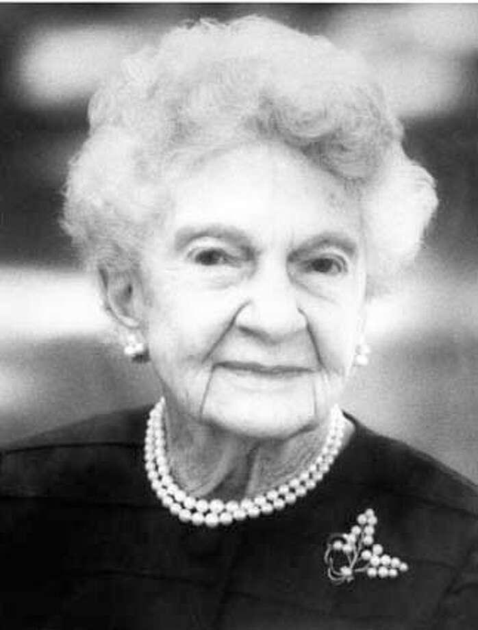 Obituary photo of Matilda Wilbur. Photo: Handout