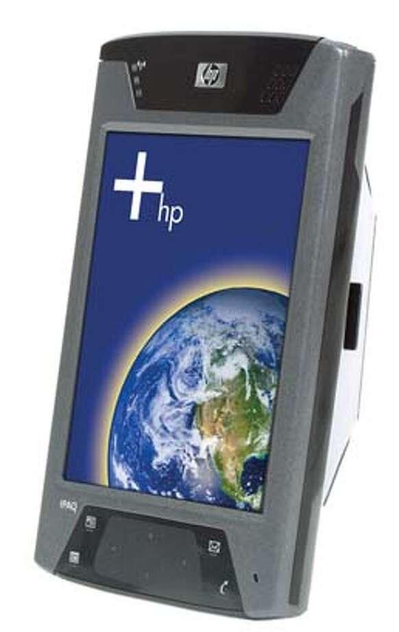 HP iPaq Pocket PC hx4700