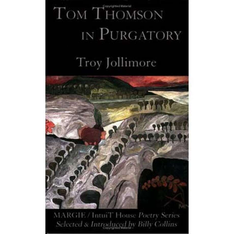 """""""Tom Thomson in Purgatory"""" by Troy Jollimore"""