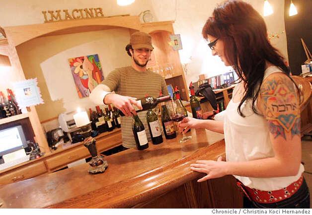 California Sierra Foothills Wine Region