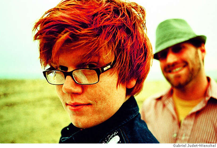 Brett Dennen and Randy Photo Credit:  Gabriel Judet-Wienshel Photo: Gabriel Judet-Wienshel