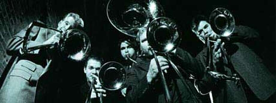 Bonerama plays the Boom Boom Room on 9/23. Ran on: 09-18-2005  New Orleans brass funk band Bonerama plays a benefit Friday night at the Boom Boom Room. Ran on: 09-19-2005 Photo: None