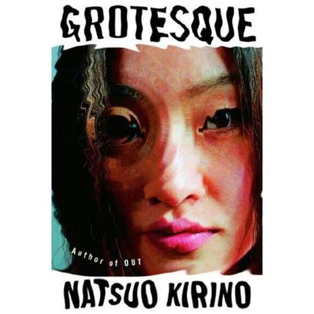 """""""Grotesque"""" by Natsuo Kirino"""