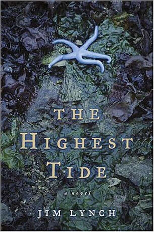 "Book cover art for, ""The Highest Tide."" Photo: Victoria Kelly"