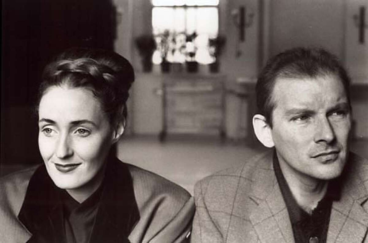 Dead Can Dance. You may not know their music, but you'll never forget the name of the band or the ghoulish images that skittered through your brain the first time you heard those three words. Dead Can Dance is the partnership of Lisa Gerrard and Brendan Perry
