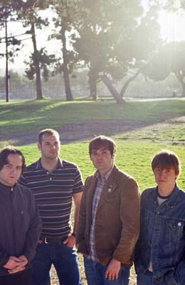 Death Cab for Cutie Photo: Ho