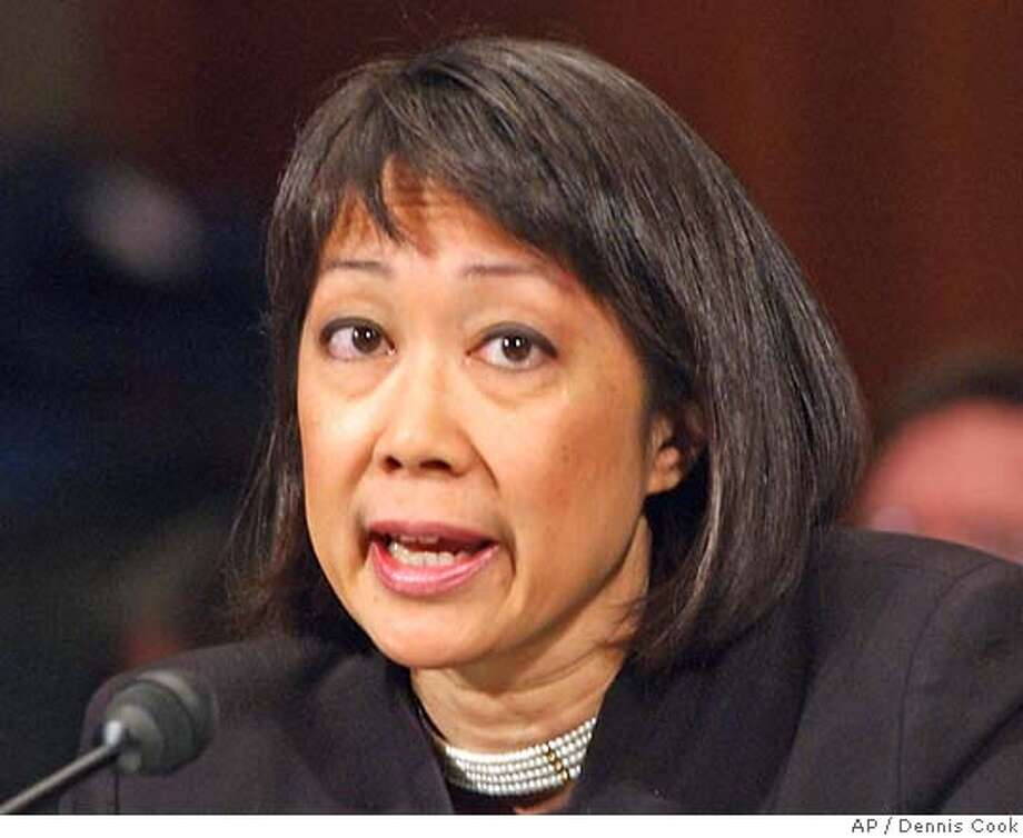 "Former U.S. Attorney Carol Lam successfully prosecuted Randy ""Duke"" Cunningham. Associated Press photo by Dennis Cook"