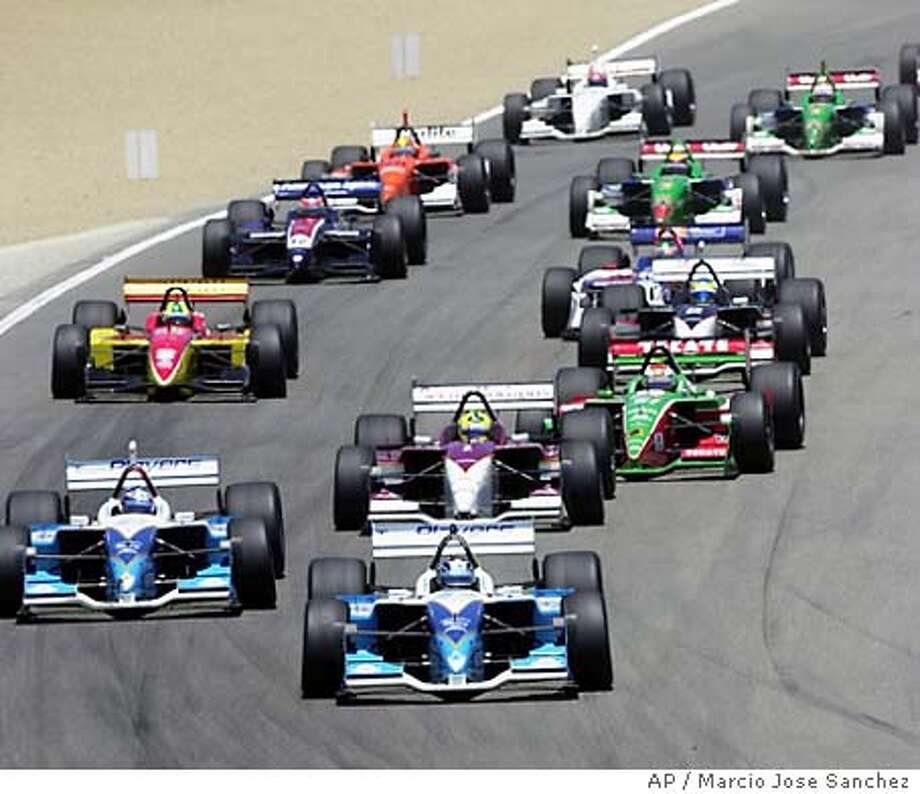 CART_6/16/2003_B/W_3star_Sports_C2_34p6 x depth_A Johnson 8836 Photo: MARCIO JOSE SANCHEZ