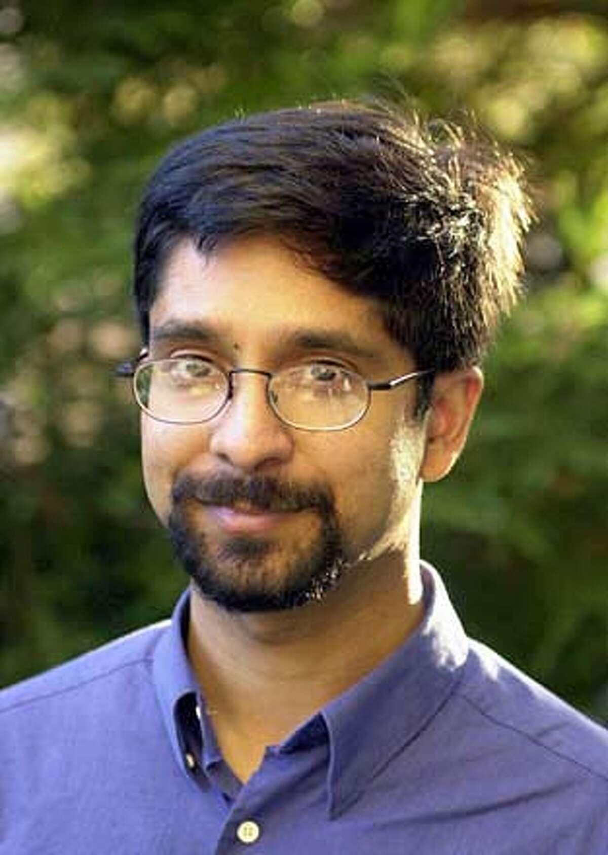 Photo of Vijay Pande to go with a story slugged PLAYSTATION15 running tomorrow.