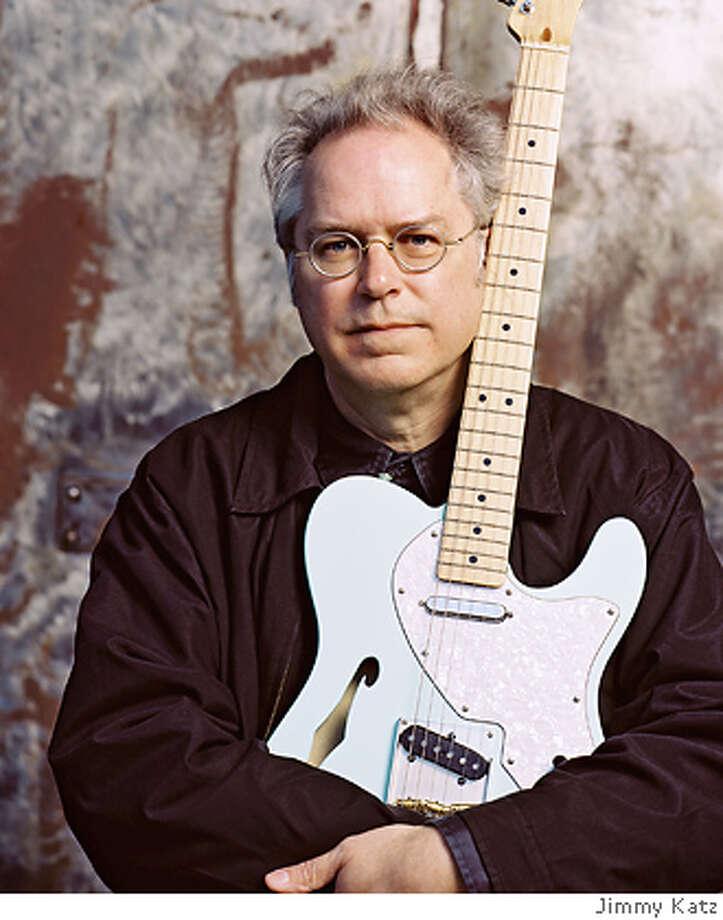 Bill Frisell  photos: JIMMY KATZ  Ran on: 03-11-2007 Photo: JIMMY KATZ