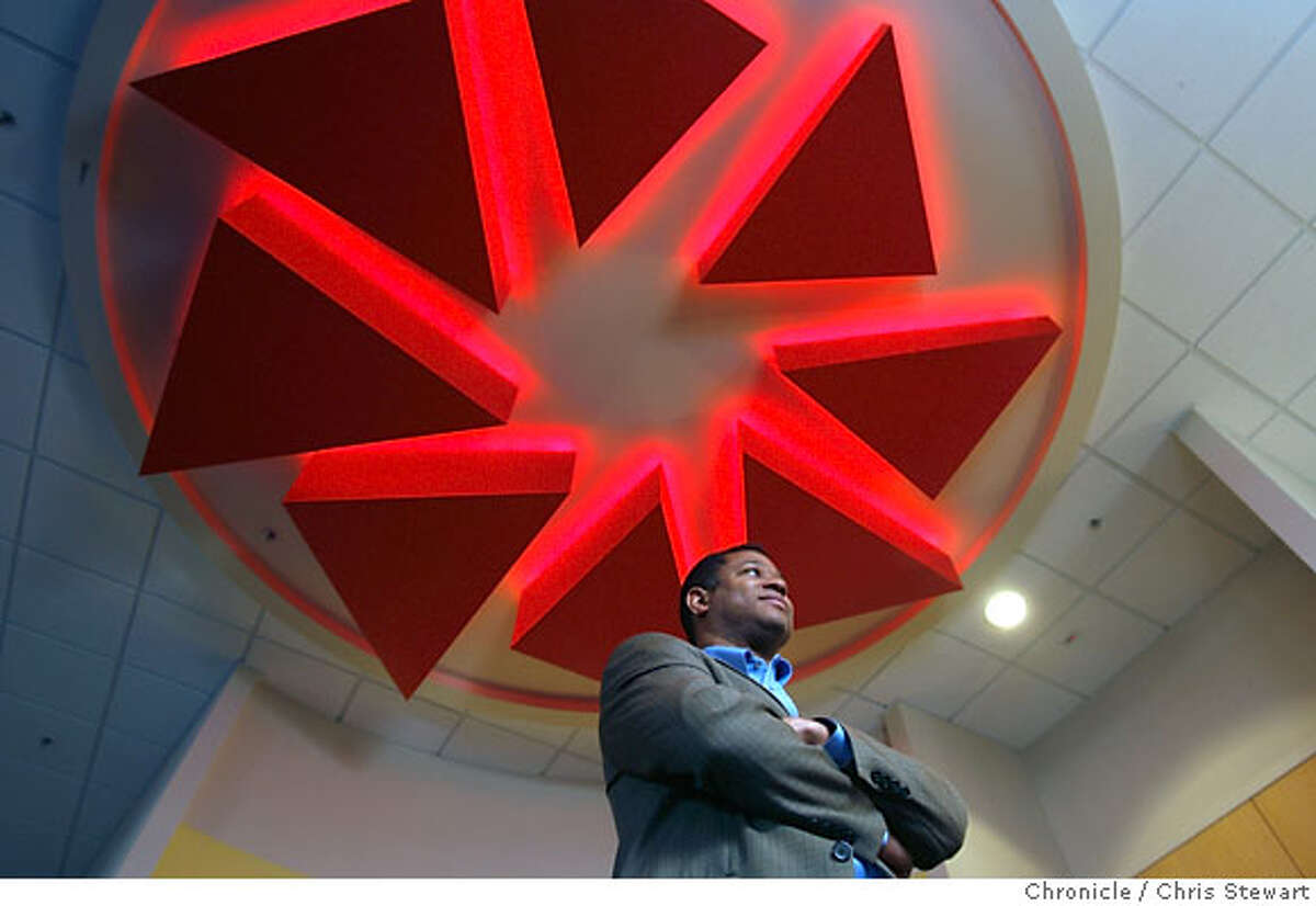 {filename .} Ted W. Love, M.D., Chairman and C.E.O. of Nuvelo stands beneath the biotech company logo at its headquarters in San Carlos, California. Photographed March 3, 2007. Chris Stewart / The Chronicle Ted W. Love, Nuvelo Ran on: 03-11-2007 Nuvelo CEO Ted Love stands beneath the company logo at Nuvelos San Carlos headquarters. Nuvelo is trying to recover from tough clinical trial results involving the drug alfimeprase. Ran on: 03-10-2007